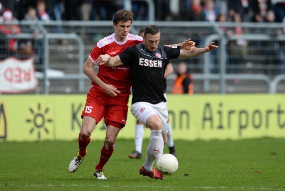 Rot-Weiss Essen, Sven Kreyer, Saison 2014/2015, Rot-Weiss Essen, Sven Kreyer, Saison 2014/2015