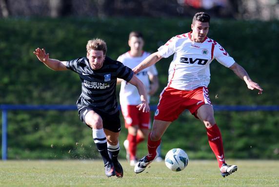 MSV Duisburg II, RWO II, Marcel Stenzel, Andreas Pollasch, Saison 2013/14, MSV Duisburg II, RWO II, Marcel Stenzel, Andreas Pollasch, Saison 2013/14