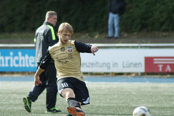 BV Brambauer-Lünen, Philipp Hanke, Saison 2013/14, BV Brambauer-Lünen, Philipp Hanke, Saison 2013/14