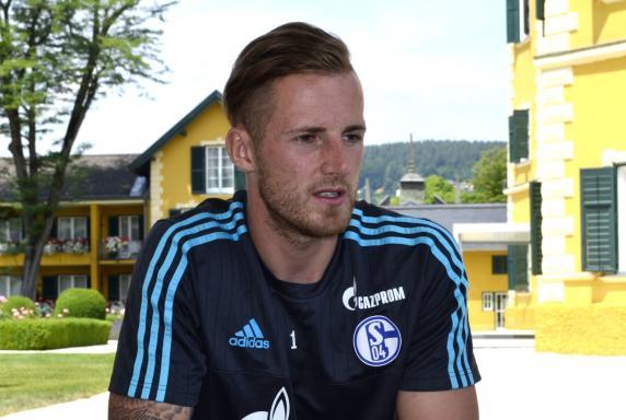 Ralf Fährmann, Trainingslager Schlosshotel Velden, Wörthersee, FC Schalke 04.
