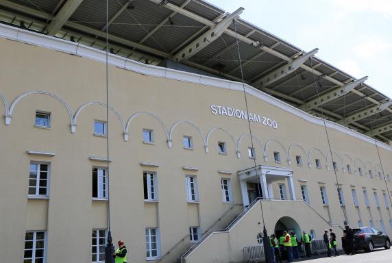 WSV, Wuppertaler SV, Stadion am Zoo, WSV, Wuppertaler SV, Stadion am Zoo