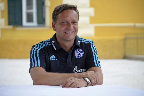 Schalke, Manager Horst Heldt.