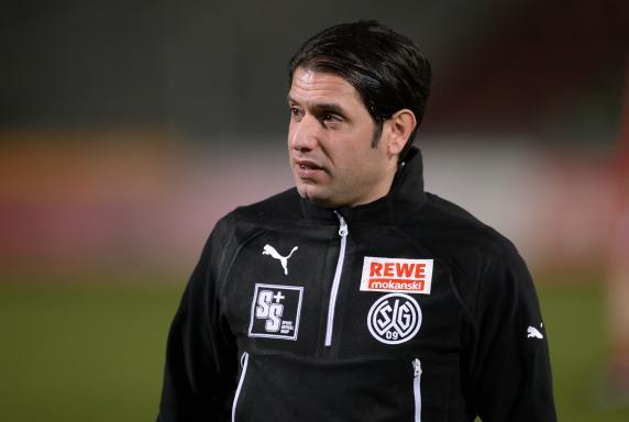 Trainer, SG Wattenscheid 09, Regionalliga West, Farat Toku, Saison 2014/15, Trainer, SG Wattenscheid 09, Regionalliga West, Farat Toku, Saison 2014/15