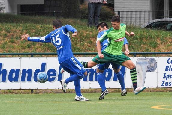 FC Kray, BWO, Blau-Weiß Oberhausen, FC Kray, BWO, Blau-Weiß Oberhausen