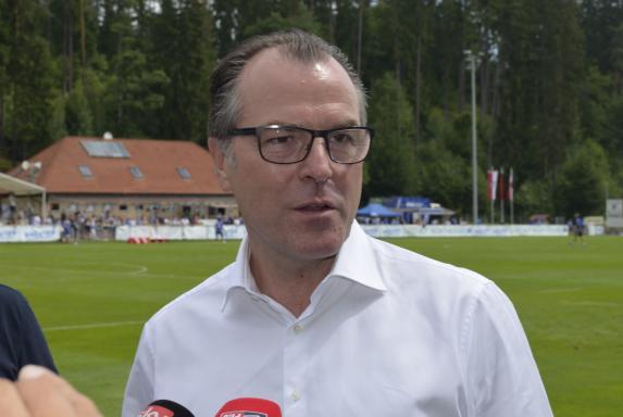 Clemens Tönnies, FC Schalke 04.