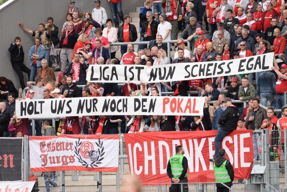 RWE, Fans, Rot-Weiss Essen.