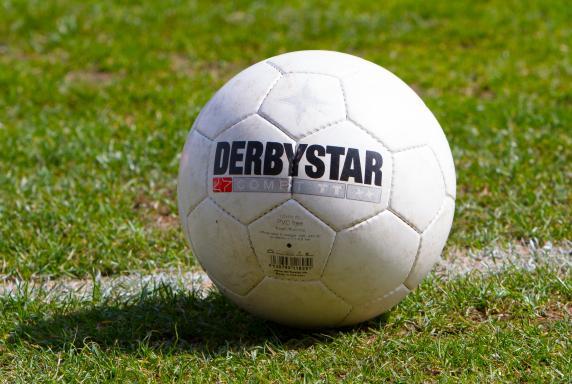 ball, Derbystar, Symbolbild, Derbystar Ball, rwo - bochum U 23, ball, Derbystar, Symbolbild, Derbystar Ball, rwo - bochum U 23