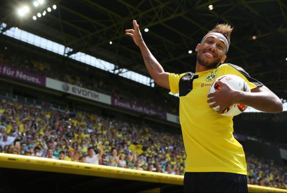 Borussia Dortmund, Pierre-Emerick Aubameyang, Saison 2015/16, Borussia Dortmund, Pierre-Emerick Aubameyang, Saison 2015/16