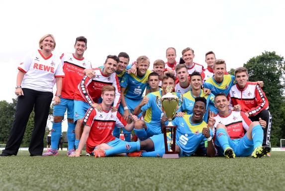 Primex Steel Trading Cup: Nur Köln zu stark für RWE