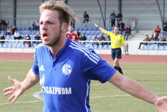 FC Schalke 04 II, Dario Schumacher, Saison 2014/2015, FC Schalke 04 II, Dario Schumacher, Saison 2014/2015