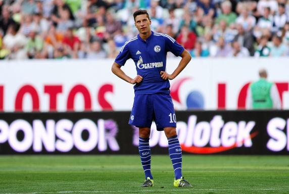 Julian Draxler, FC Schalke 04.
