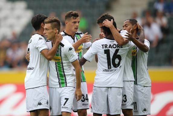 Borussia M'Gladbach: Sieg gegen den FC Porto