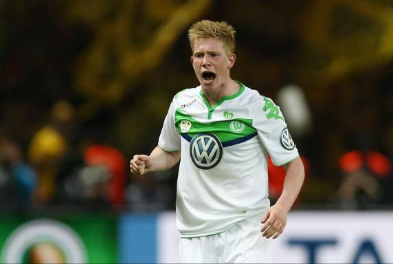Kevin de Bruyne, VfL Wolfsburg.