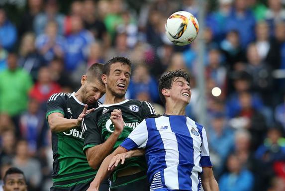 FC Schalke 04, FC Porto, Franco di Santo