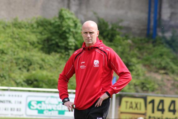Trainer, Marco Antwerpen, Rot Weiss Ahlen, Saison 2014/2015, Trainer, Marco Antwerpen, Rot Weiss Ahlen, Saison 2014/2015