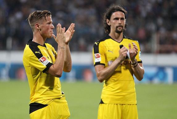 Borussia Dortmund, BVB, Erik Durm, Neven Subotic