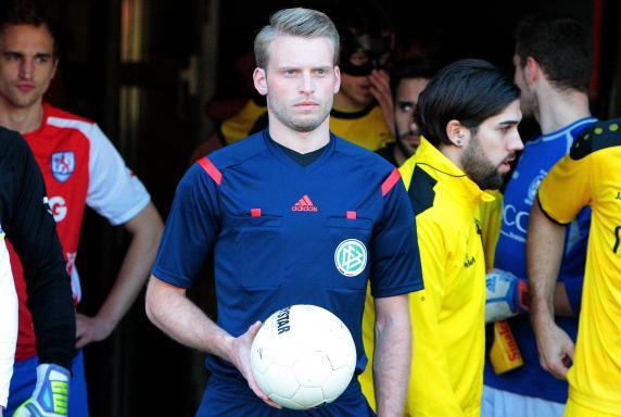 Schiedsrichter, Wuppertaler SV, VfB Homberg, Saison 2014/15, Schiedsrichter, Wuppertaler SV, VfB Homberg, Saison 2014/15