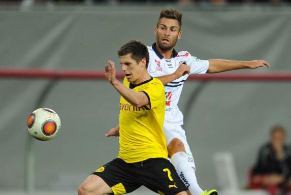 Jonas Hofmann, BVB, Borussia Dortmund, Wolfsberger AC.