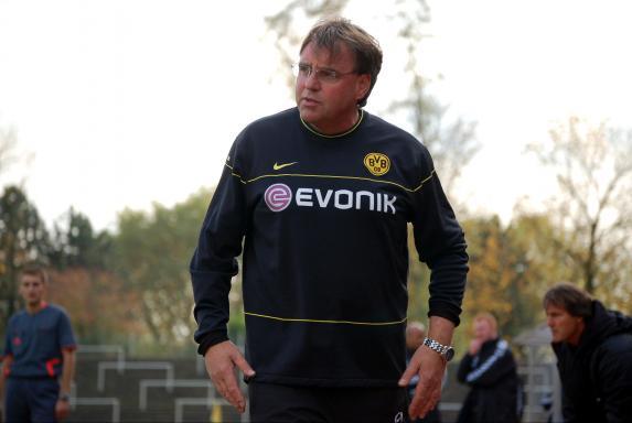 Co-Trainer, fußball, Borussia Dortmund II, Ingo Preuß, Co-Trainer, fußball, Borussia Dortmund II, Ingo Preuß