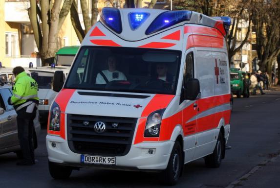Sanitäter, Krankenwagen, Sanitäter, Krankenwagen