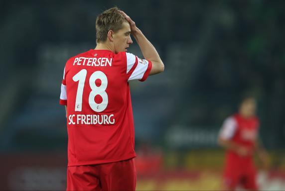 SC Freiburg, Nils Petersen, Saison 2014/15, SC Freiburg, Nils Petersen, Saison 2014/15
