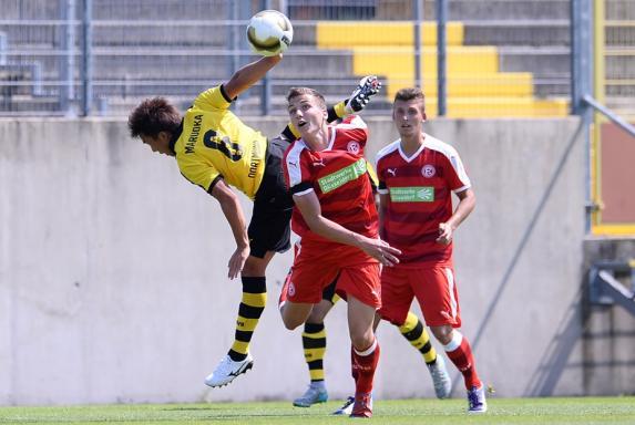 Regionalliga West: Fortunas U23 fegt BVB II vom Platz