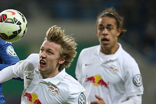 2. Liga: Forsberg rettet Leipzig gegen Fürth
