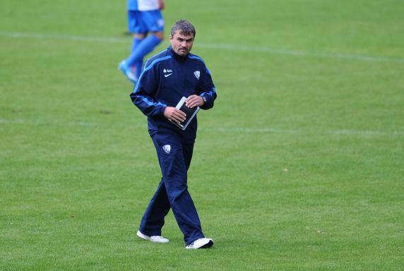 Trainer, VfL Bochum II, Thomas Reis, Regionalliga West, Saison 2014/15, Trainer, VfL Bochum II, Thomas Reis, Regionalliga West, Saison 2014/15