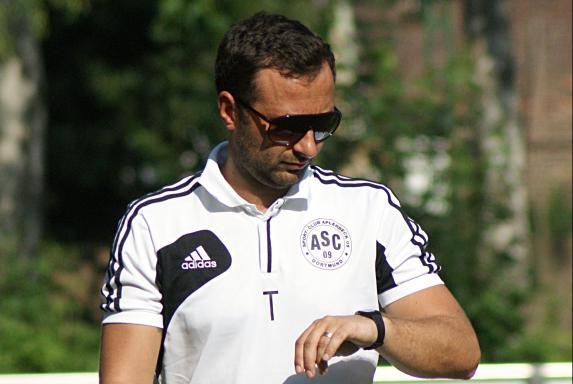 ASC 09 Dortmund, Daniel Rios, Saison 2013/14, ASC 09 Dortmund, Daniel Rios, Saison 2013/14