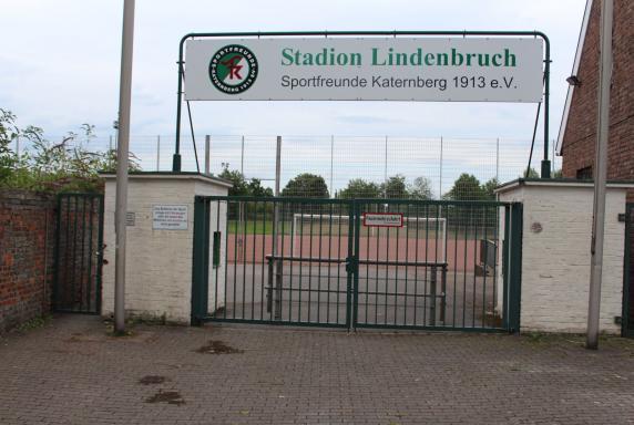Sportfreunde Katernberg, Stadion Lindenbruch, Sportfreunde Katernberg, Stadion Lindenbruch