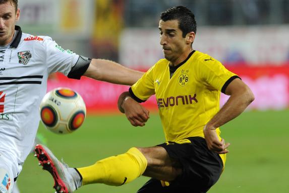 Borussia Dortmund, BVB, Henrikh Mkhitaryan