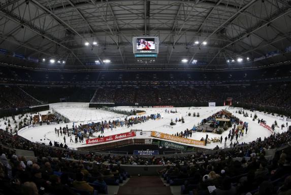 Biathlon auf Schalke: Schon 15.000 Tickets verkauft