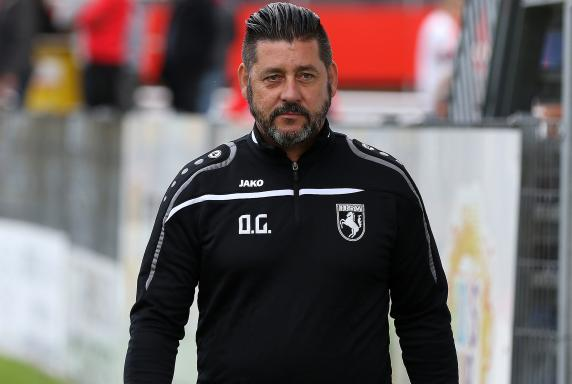 Trainer, Hammer SpVg, Oliver Gottwald, Saison 2015/16, Trainer, Hammer SpVg, Oliver Gottwald, Saison 2015/16