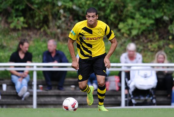 Borussia Dortmund, A-Junioren Bundesliga, Saison 2014/15, Mohamed El-Bouazzati, Borussia Dortmund, A-Junioren Bundesliga, Saison 2014/15, Mohamed El-Bouazzati