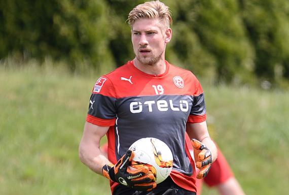 Fortuna Düsseldorf, Lars Unnerstall, Saison 2015/16, Fortuna Düsseldorf, Lars Unnerstall, Saison 2015/16