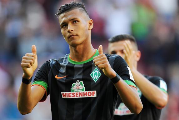 SV Werder Bremen, Saison 2014/15, Davie Selke, SV Werder Bremen, Saison 2014/15, Davie Selke