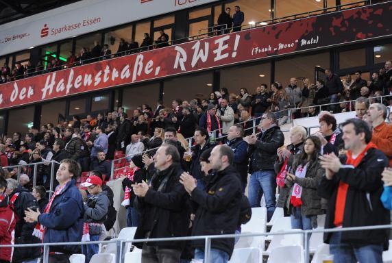 Hafenstraße, Stadion Essen, RWE - Lotte, Hafenstraße, Stadion Essen, RWE - Lotte