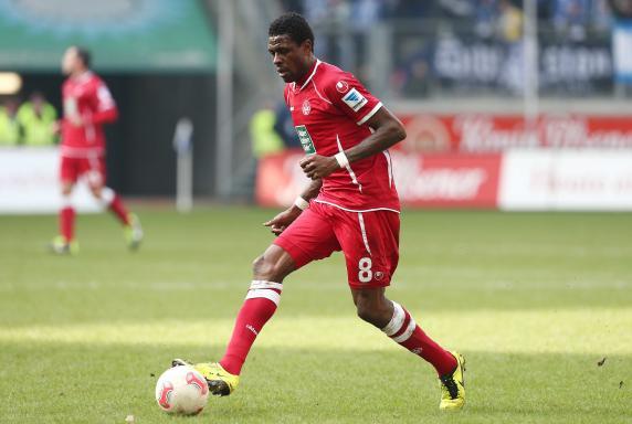 KFC Uerdingen: Idrissou feiert ersten Torerfolg | Fußball ...