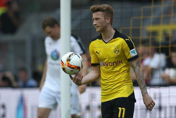 Borussia Dortmund, Marco Reus, Saison 2015/16, Borussia Dortmund, Marco Reus, Saison 2015/16