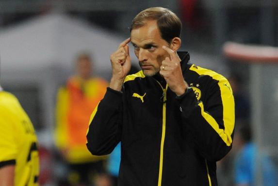 Thomas Tuchel, Borussia Dortmund.