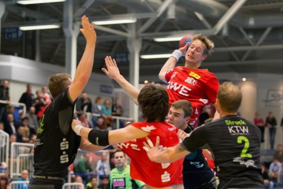 Handball, TUSEM Essen, Michael Hegemann, Handball, TUSEM Essen, Michael Hegemann