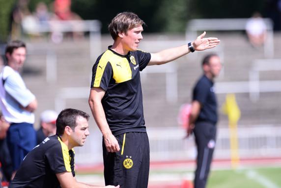 Saison 2015/2016, Evonik Ruhr Cup, Trainer Hannes Wolf, Saison 2015/2016, Evonik Ruhr Cup, Trainer Hannes Wolf
