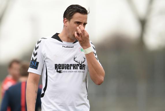 SC Rot-Weiß Oberhausen, David Jansen, Saison 2014/2015, SC Rot-Weiß Oberhausen, David Jansen, Saison 2014/2015
