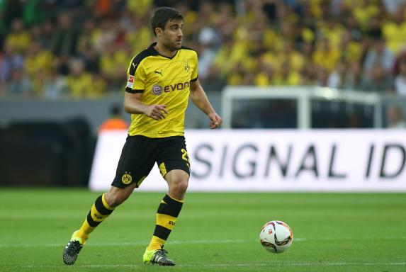 Sokratis, BVB, Borussia Dortmund.