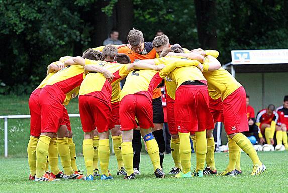 Mengede 08/20, Saison 2014/2015, Mengede 08/20 - TSV Marl-Hüls, Mengede 08/20, Saison 2014/2015, Mengede 08/20 - TSV Marl-Hüls
