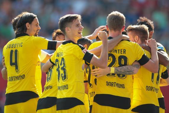 Borussia Dortmund, BVB, Julian Weigl