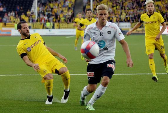 Odds BK, BVB, Borussia Dortmund.
