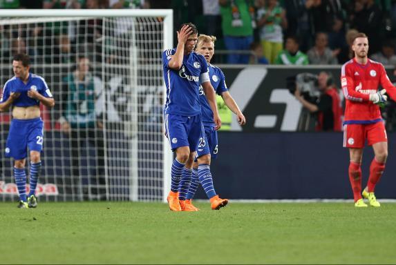 Wolfsburg - Schalke: Twitter-Gewitter