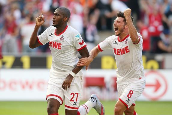 1. FC Köln, Anthony Modeste, Milos Jojic