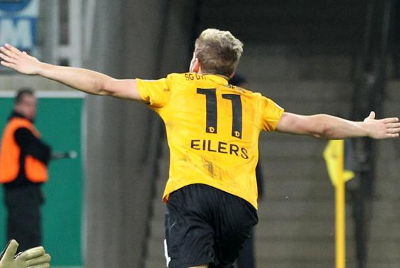 Dynamo Dresden, Justin Eilers